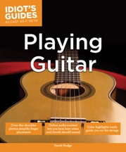 Idiot's Guides As Easy As It Gets: Playing Guitar