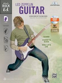 Alfred's Rock Ed.: Led Zeppelin Guitar