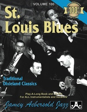 Jamey Aebersold Jazz, Volume 100 : St. Louis Blues