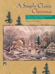 A Simply Classic Christmas, Book 1