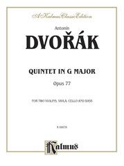 Quintet in G Major, Opus 77