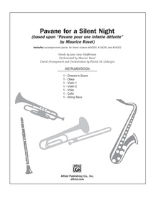 Pavane for a Silent Night