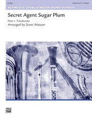 Secret Agent Sugar Plum