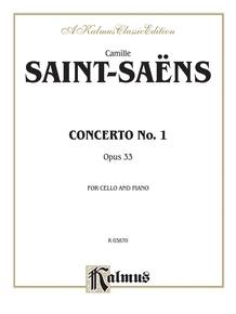 Cello Concerto No. 1, Opus 33