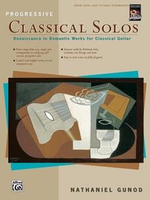 Progressive Classical Solos