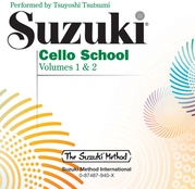 Suzuki Cello School, Volumes 1 & 2