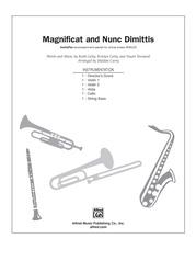 Magnificat & Nunc Dimittis