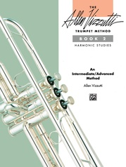 The Allen Vizzutti Trumpet Method - Book 2, Harmonic Studies