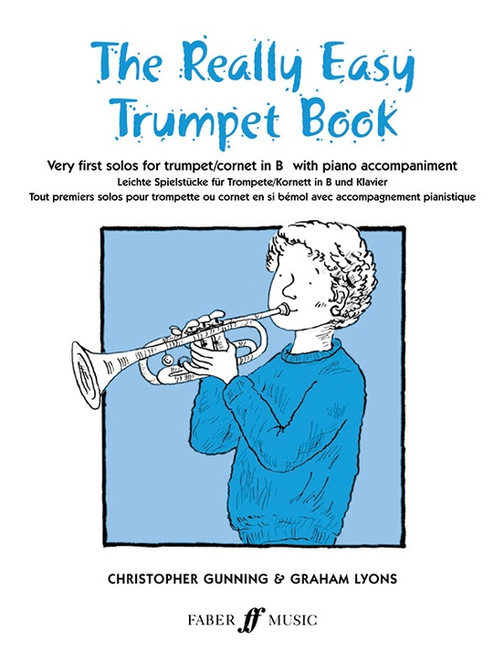 The Really Easy Trumpet Book