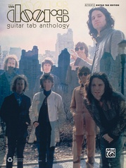 The Doors: Guitar TAB Anthology