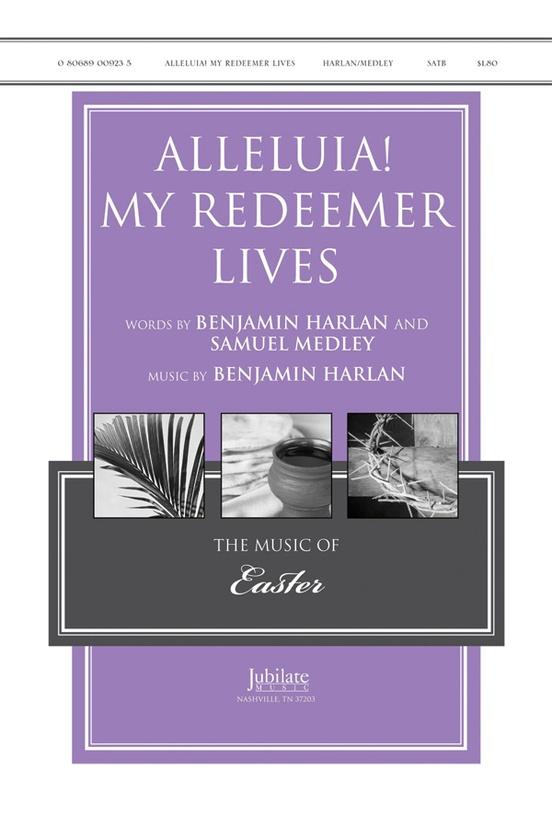 Alleluia! My Redeemer Lives