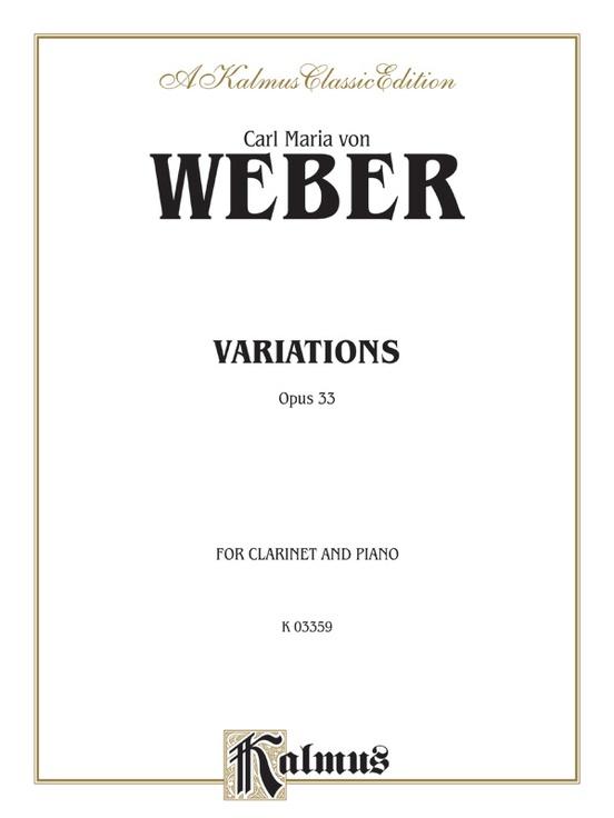Variations, Opus 33