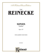 Sonata for Clarinet and Piano, Opus 167