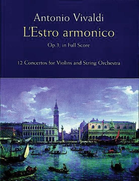 L'Estro Armonico, Opus 3