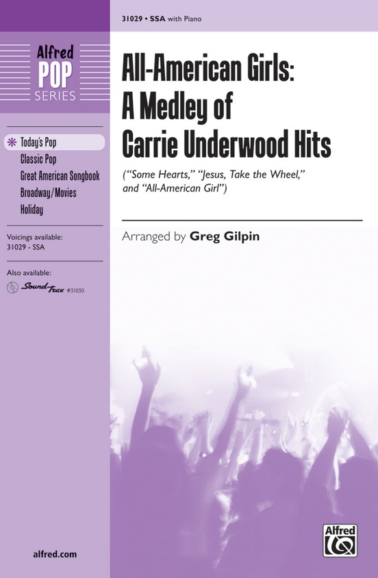 All-American Girls: A Medley of Carrie Underwood Hits