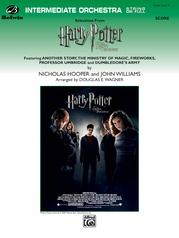 Harry Potter and the Order of the Phoenix, Selections from