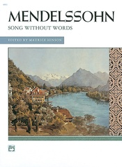 Mendelssohn, Songs Without Words (Complete)