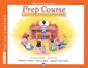 Alfred's Basic Piano Prep Course: Universal Edition Lesson Book A