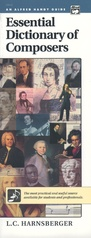 Essential Dictionary of Composers