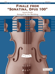 """Finale from """"Sonatina, Opus 100"""""""