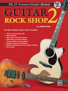 Belwin's 21st Century Guitar Rock Shop 2