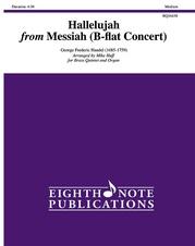 Hallelujah from Messiah (B-flat Concert)