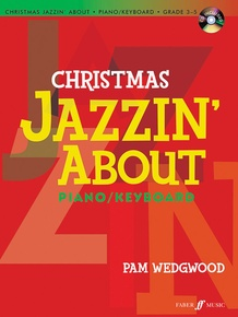 Christmas Jazzin' About for Piano / Keyboard (Revised)