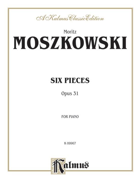 Six Pieces, Opus 31