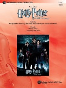 <I>Harry Potter and the Goblet of Fire,</I>™ Themes from