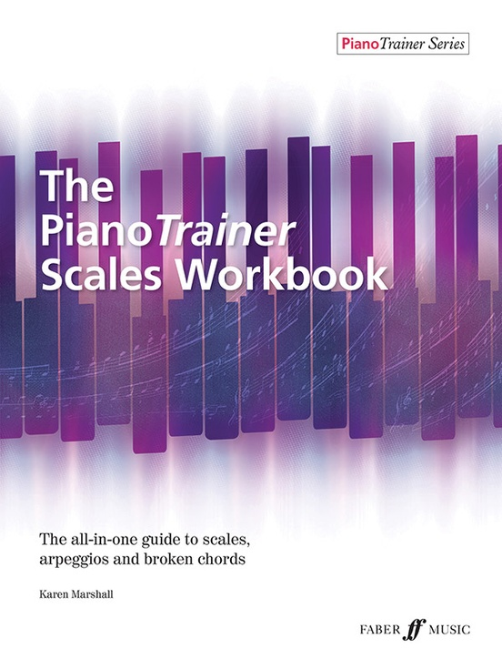 The PianoTrainer Scales Workbook