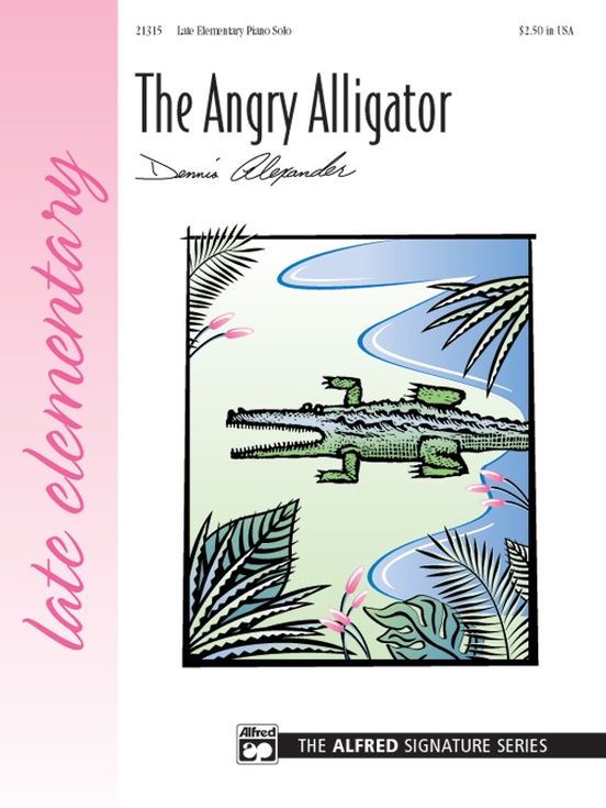 The Angry Alligator