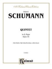 Quintet, Opus 44