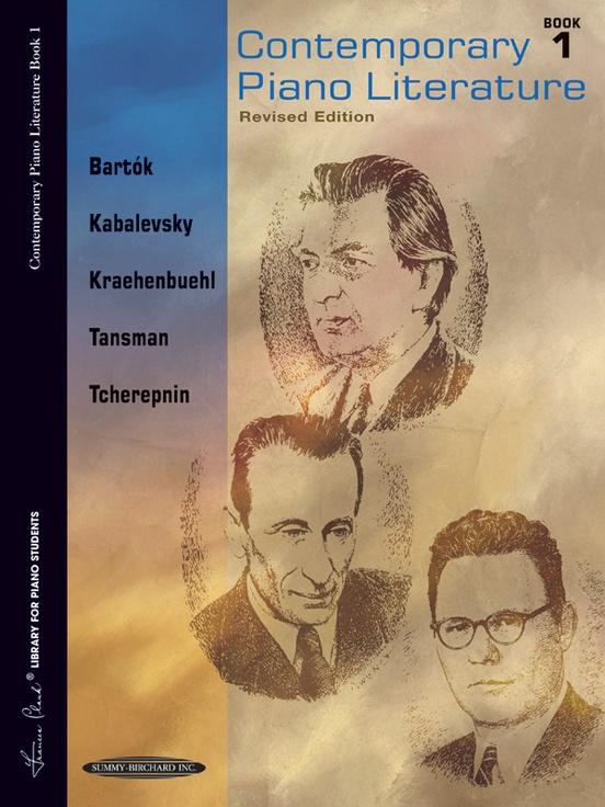 Contemporary Piano Literature, Book 1 (Revised Edition)