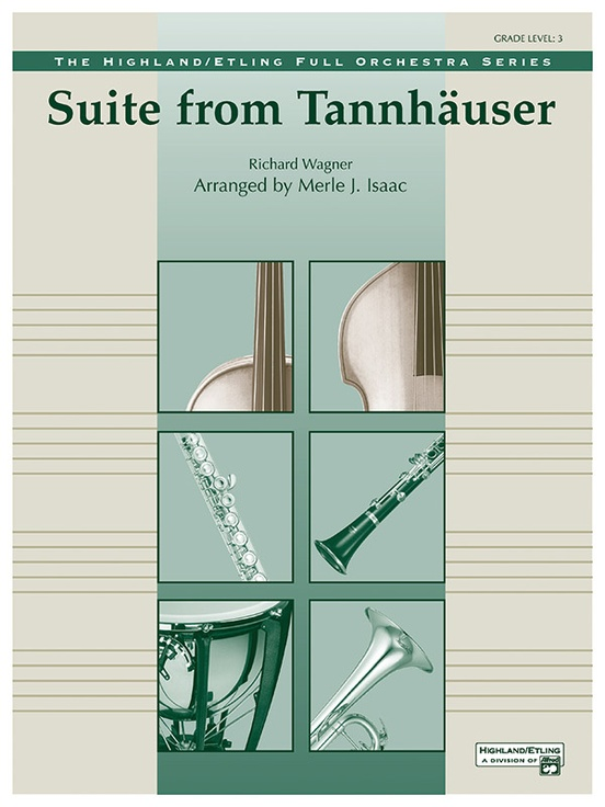 Tannhäuser, Suite from