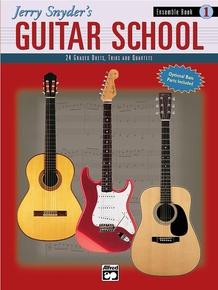 Jerry Snyder's Guitar School, Ensemble Book 1