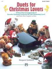 Duets for Christmas Lovers, Book 3