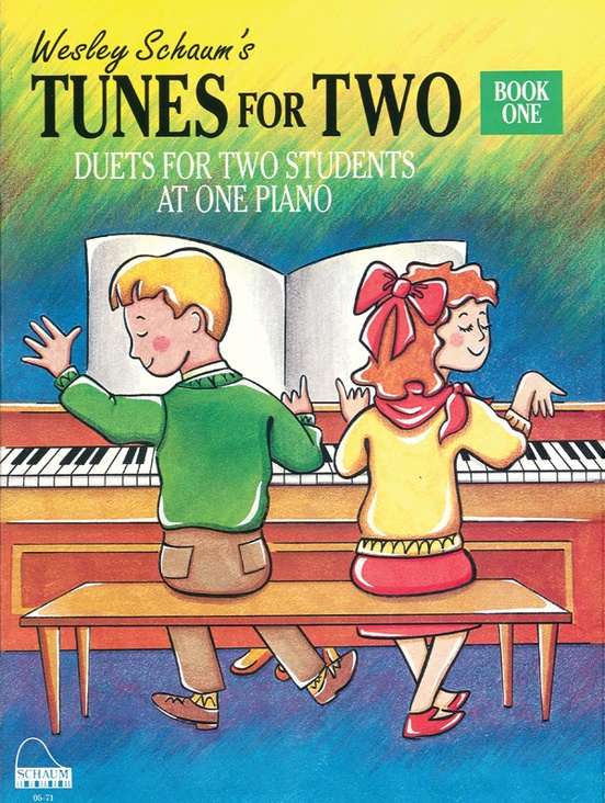 Tunes for Two (Duets), Book 1, Level 1