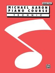 Michael Aaron Piano Course: Technic, Grade 2