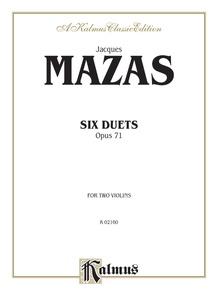 Six Duets, Opus 71
