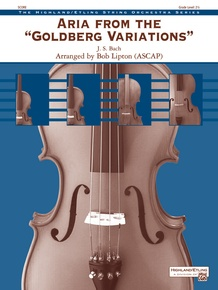 Aria from the <i>Goldberg Variations</i>