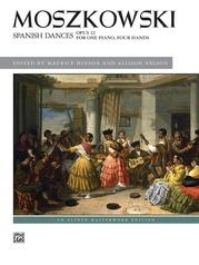 Moszkowski, Spanish Dances, Opus 12