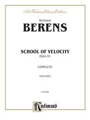 School of Velocity, Opus 61