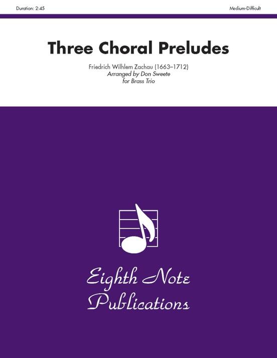 Three Choral Preludes