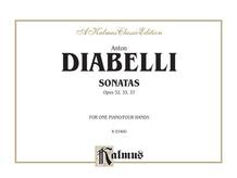 Sonatas, Opus 32, 33, 37