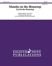 Mambo on the Housetop -- Up on the Housetop