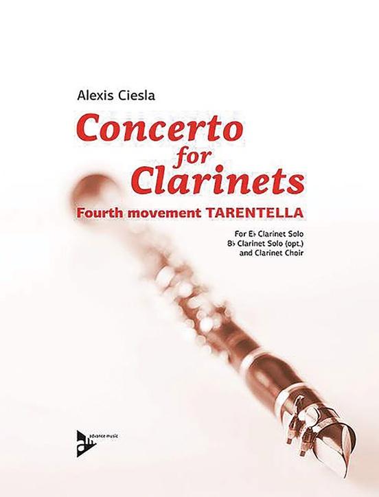 Concerto for Clarinets, Fourth Movement: Tarentella
