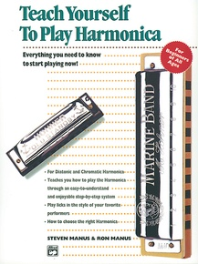 Alfred's Teach Yourself to Play Harmonica