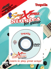 SongXpress® Singles for Guitar: Tequila