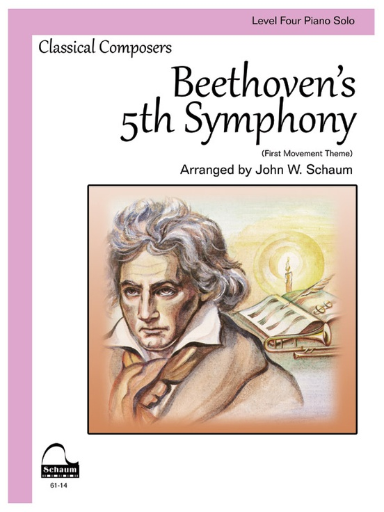Beethoven's 5th Symphony (Opening Theme, First Movement)