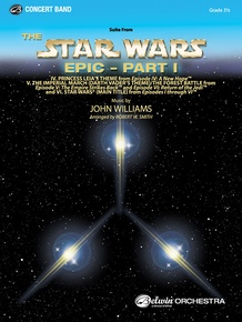 The <I>Star Wars</I> Epic - Part II, Suite from